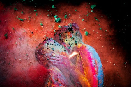 chromatic kiss explosion by tyler shields