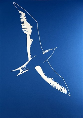 seagull by alex katz