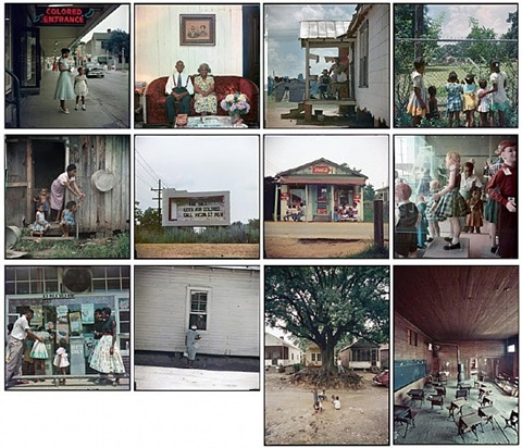 segregation series portfolio by gordon parks