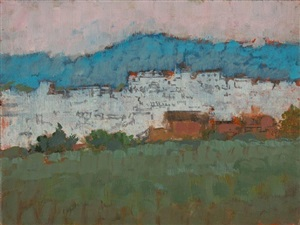 ronda, spain by john edward heliker