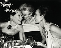 nan kempner, fran stark, and jacqueline de ribes, new york by roxanne lowit
