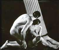 the ritter brothers by george platt lynes