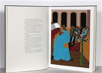 genesis by jacob lawrence