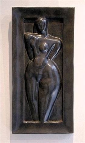 opus 17 - femme 1 by etienne (istván) beöthy
