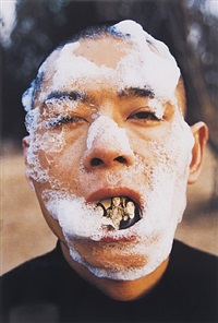 foam (4) by zhang huan