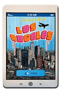 like los angeles by speedy graphito