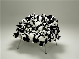 panda banquete chair by fernando and humberto campana