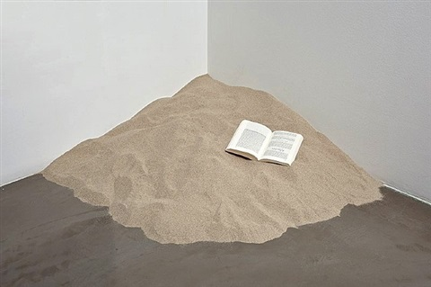 untitled (michele butor) by dominique gonzalez-foerster