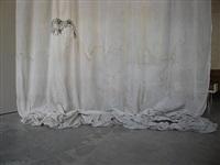 vorhang (eule) by isa melsheimer