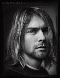kurt cobain, kalamazoo, michigan by mark seliger