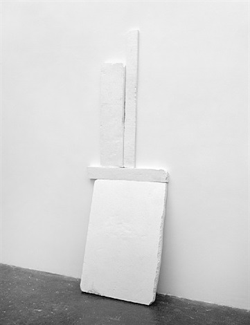 still.life (four pieces of styrofoam) by ugo rondinone