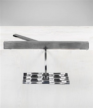 table piece xlvii by sir anthony caro