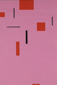 composition no. 204 by friedrich vordemberge-gildewart