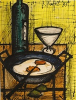 nature morte by bernard buffet