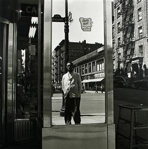 new york, ny by vivian maier