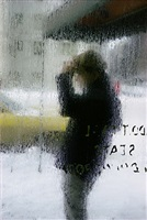 cap by saul leiter
