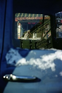l & l diary by saul leiter
