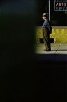 auto by saul leiter