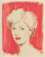 diana spencer in pink, ship of fools by annie kevans