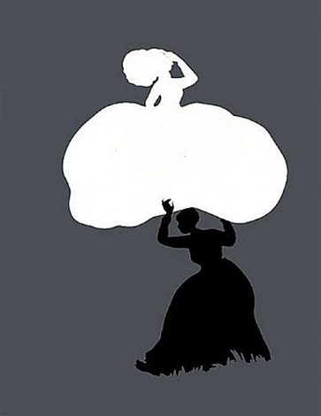 the emancipation approximation (scene #18) by kara walker
