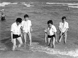 the beatles, miami by harry benson