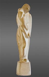 on-line sculpture exhibition by alexander archipenko