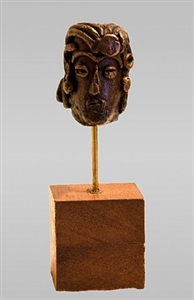 on-line sculpture exhibition by andré derain