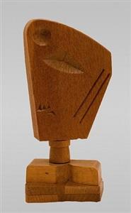 cubist head by bryan ingham