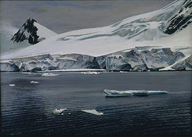 antarctica iv by richard estes