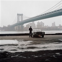 manhattan bridge by janet delaney