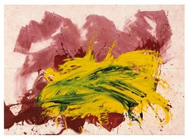 attack by howard hodgkin