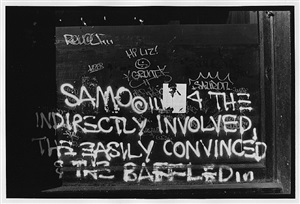 untitled (samo©...4 the directly involved) by peter j. moore