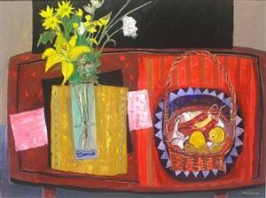 the wicker fruit basket by david mcleod martin