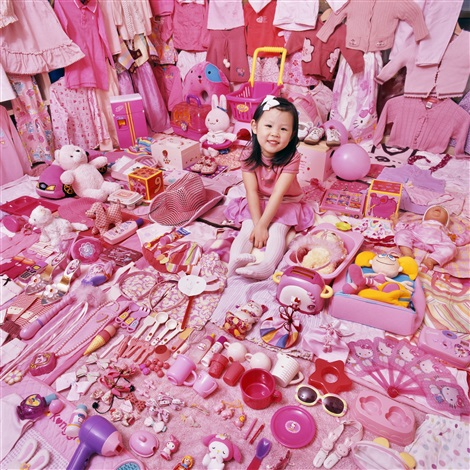 the pink project seohyun and her pink things by yoon jeongmee