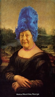 mona/martha/marge by martha s. wilson