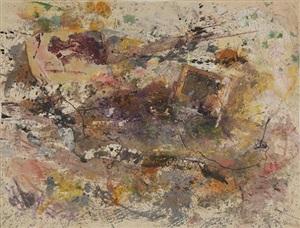 untitled (from dust series) by carolee schneemann