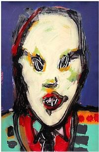 portrait v by nick vukmanovich
