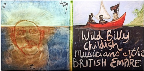 wild billy childish & the musicians of the british empire by billy childish