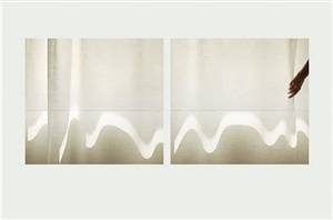 "untitled (2012.a) from ""…and to draw a bright white line with light"" by uta barth"