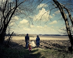 my brother's family by joakim eskildsen