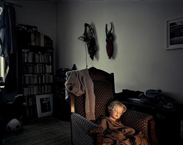 after the snow storm by joakim eskildsen