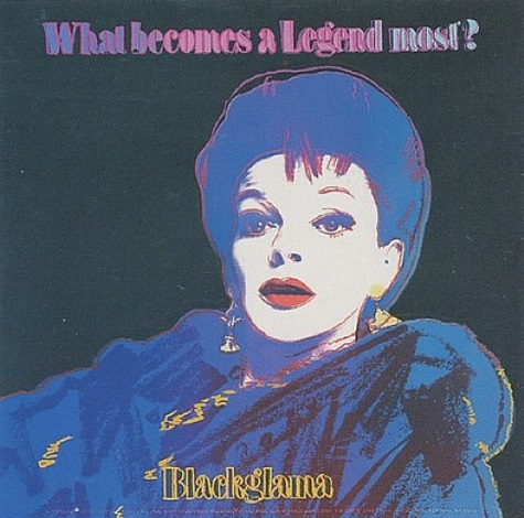 ads - blackglama (judy garland) (ii.351) by andy warhol