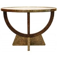 palmwood coffee table by eugene printz