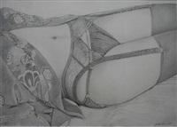 pencil study by john kacere