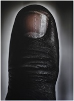 one big thumb by per o. maning