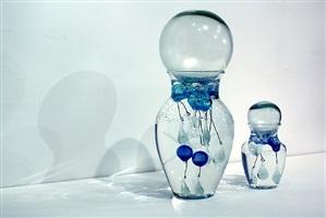 bottles of tears by jean michel othoniel