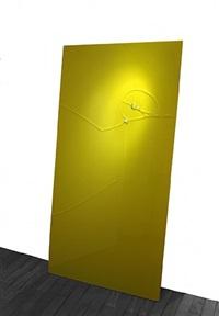 untitled (extrem yellow # 1023) by bruno peinado