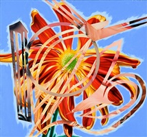 china bugle by james rosenquist