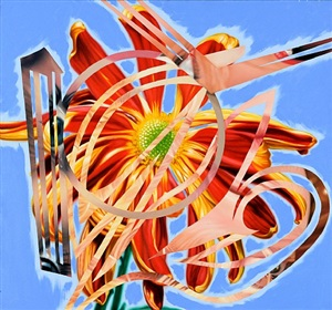 china bugle by james rosenquist
