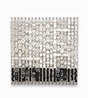 twice into the vast white plain by jacob hashimoto